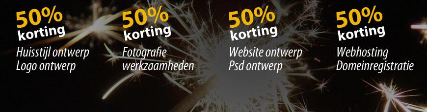 Spetterende nieuwjaarsacties bij Blokof!